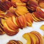 amaretto fruit tart