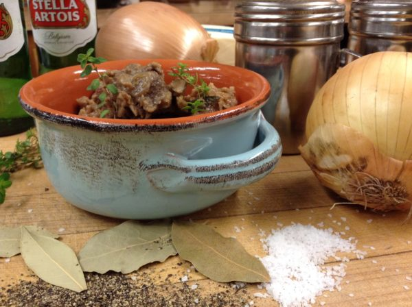 Flemish Beef Stew Recipe made by Sisters from the Community of Jesus on Cape Cod