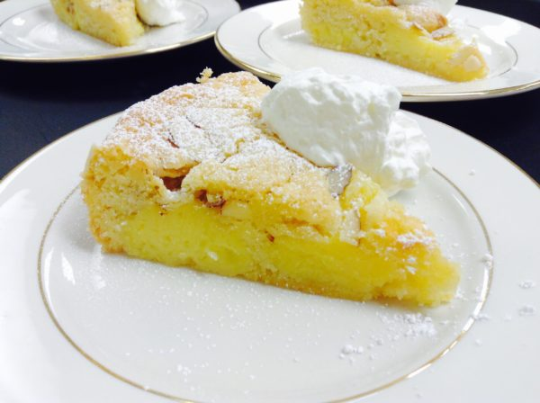 Lemon Almond Butter Cake Recipes From A Monastery Kitchen
