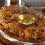 Sticky Buns from the Monastery Kitchen at the Community of Jesus on Cape Cod