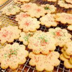 SWEDISH PEPPARKAKOR Recipe made by Sisters of the Community of Jesus on Cape Cod