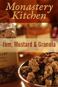 To Purchase Jam and Granola – Visit Priory Books and Gifts